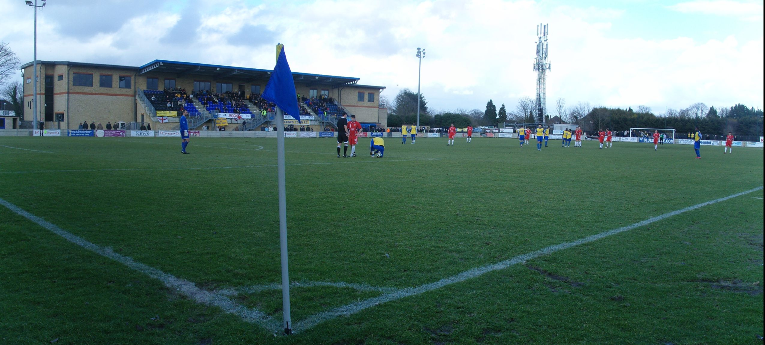 Staines clubs